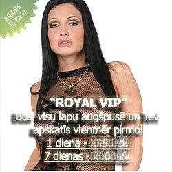VIP Kurtizānes, iepazīšanās seksam
